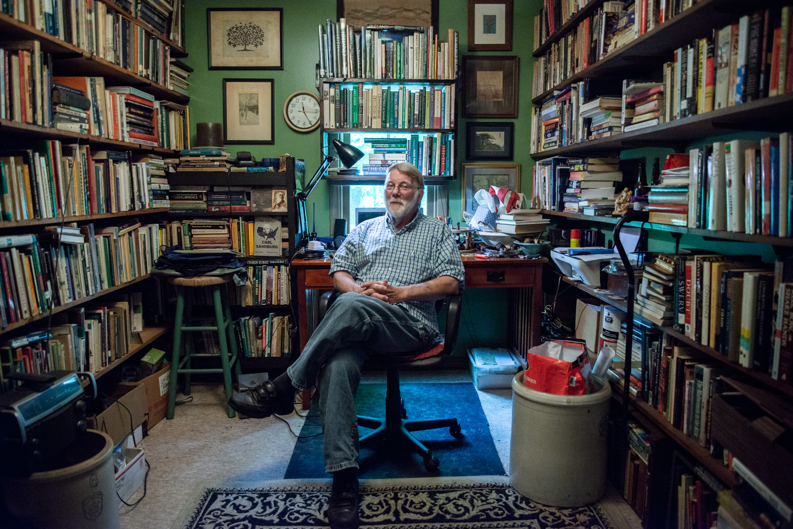 A Visit to Rob Withrow's Studio